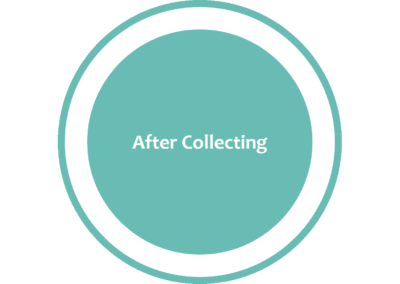 After Collecting